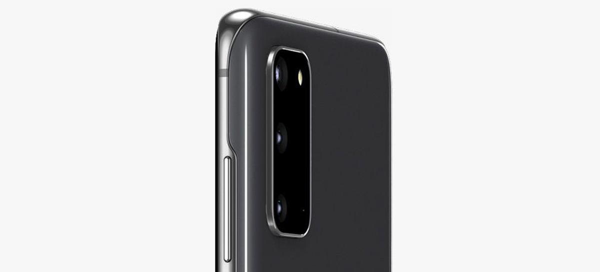 Especificações vazadas do Galaxy S20 Fan Edition revelam tela de 120Hz e mais