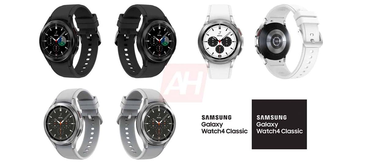 Vazam imagens do novo Samsung Galaxy Watch 4 Classic que une o tradicional à tecnologia