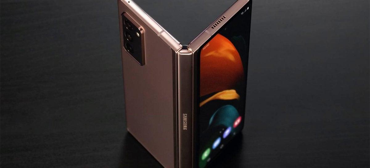 Site afirma que Samsung Galaxy Z Flip 3 e Z Fold 3 já têm produção em massa