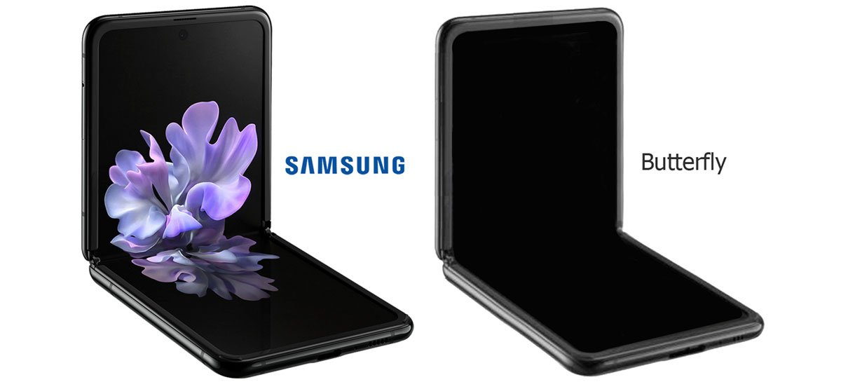 Veja clones idênticos aos modelos Samsung Galaxy S20 e Galaxy Z Flip