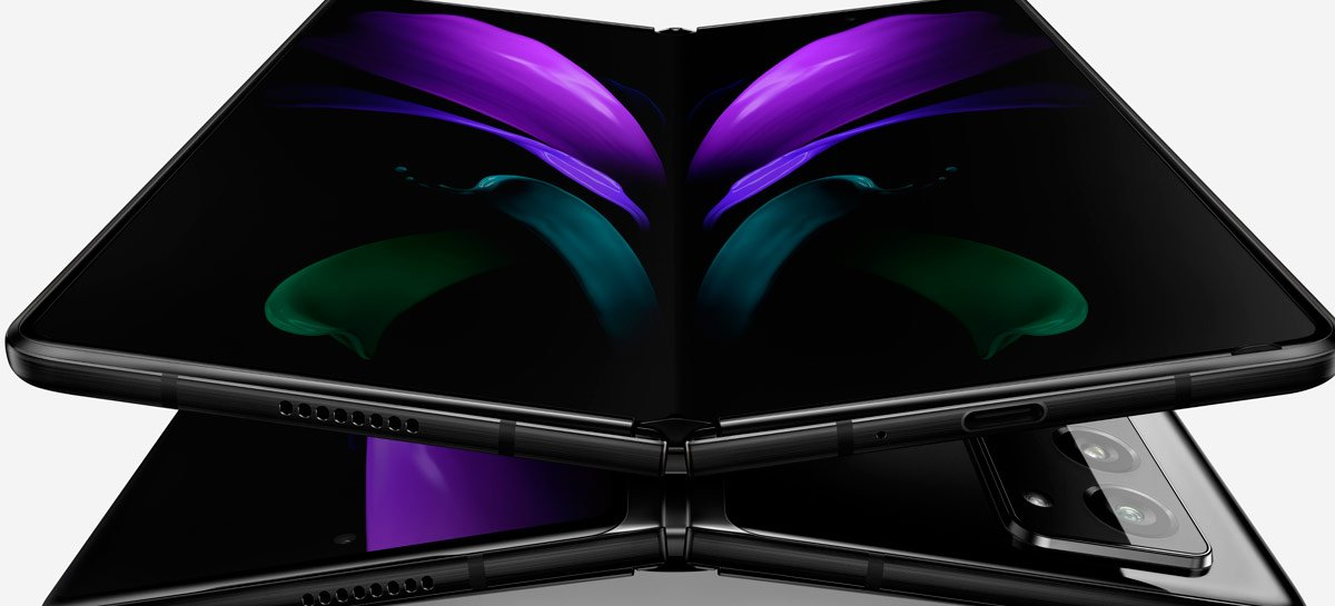"""Galaxy Z Fold 3 pode ser o primeiro celular com a frente """"totalmente tela"""" da Samsung"""