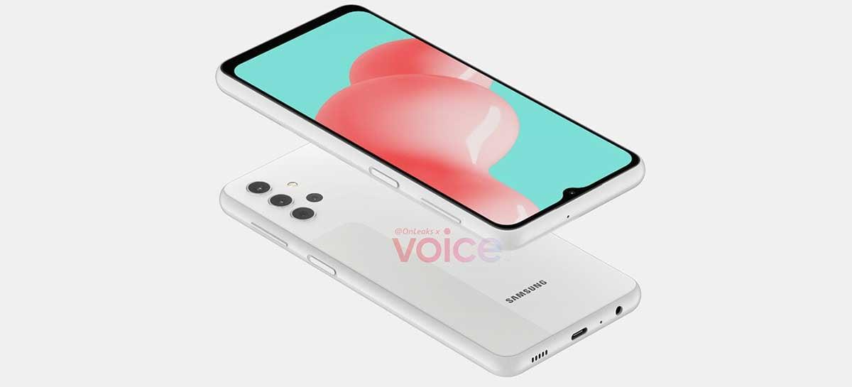 Galaxy A32 5G deverá ser o próximo smartphone 5G baratinho da Samsung