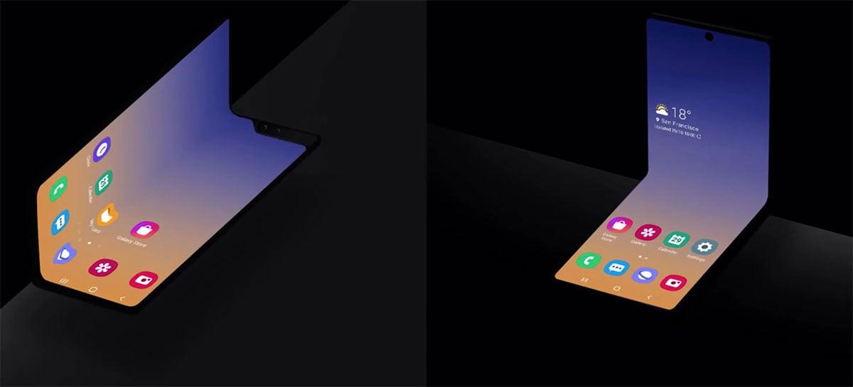 Lançamento do Galaxy Fold 2 deverá acontecer em agosto deste ano