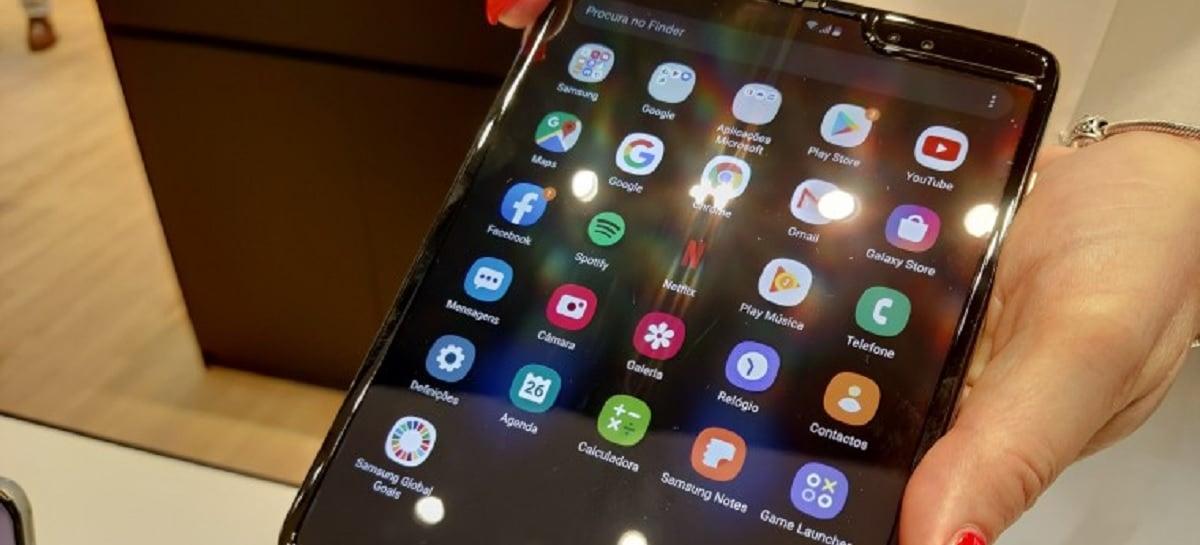 Galaxy Fold 2 com três câmeras e menor preço: veja novas informações vazadas