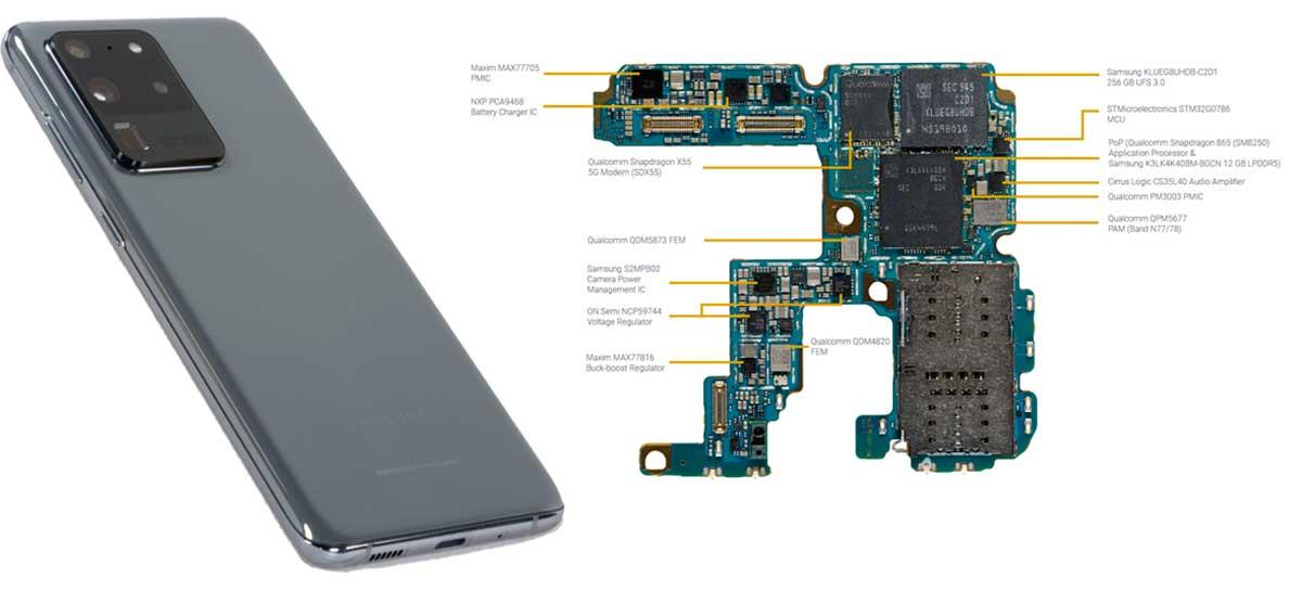Descubra quanto a Samsung gasta para produzir o Galaxy S20 Ultra