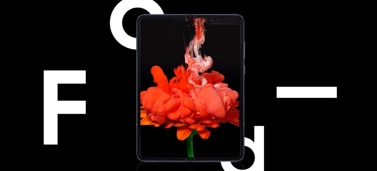 Samsung Galaxy Fold Lite: Celular dobrável de US$ 900 pode chegar só em 2021