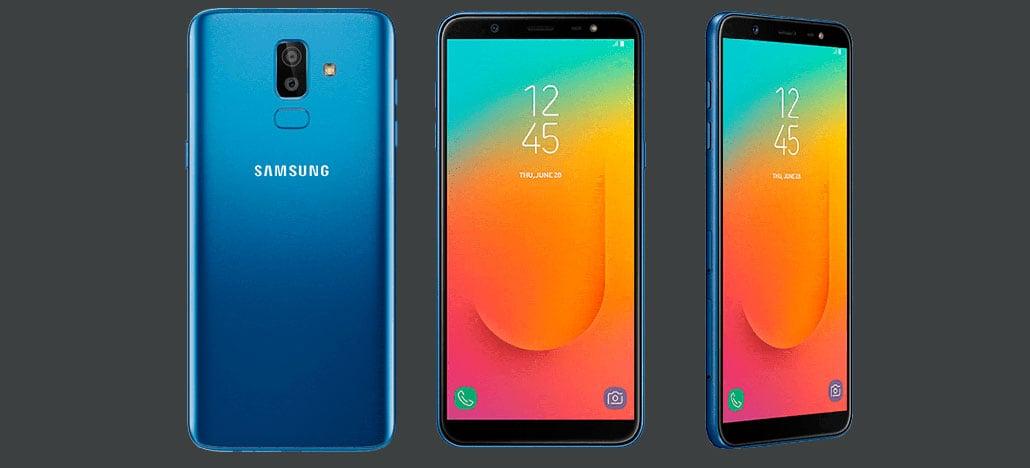 Samsung começa a vender Galaxy J8 no Brasil com display infinito e câmera traseira dupla