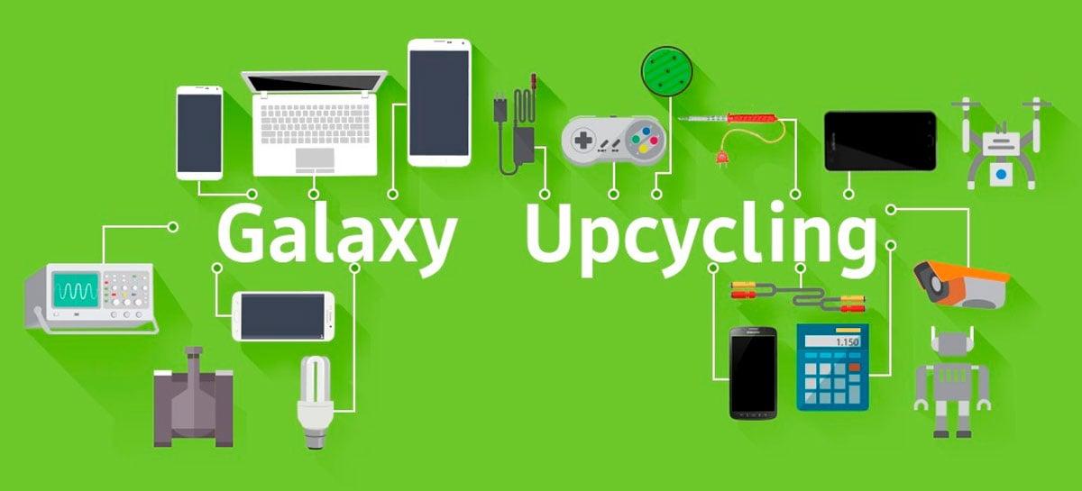 Projeto Galaxy Upcycling vai dar novas funcionalidades a smartphones antigos