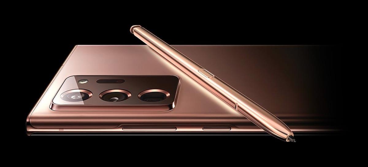 Renderizações do Galaxy S22 Ultra indicam que aparelho substitui linha Galaxy Note