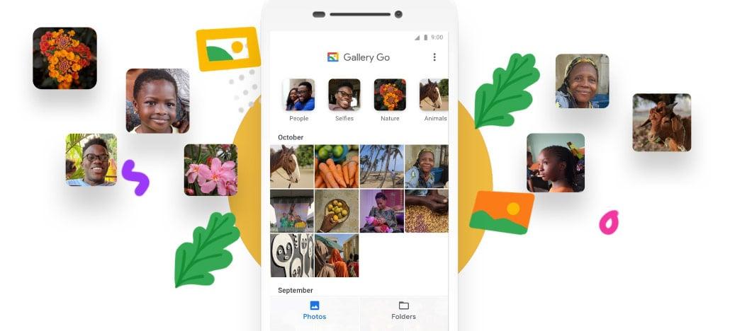 Gallery Go é o novo app da Google de apenas 10 MB para gerenciar fotos offline