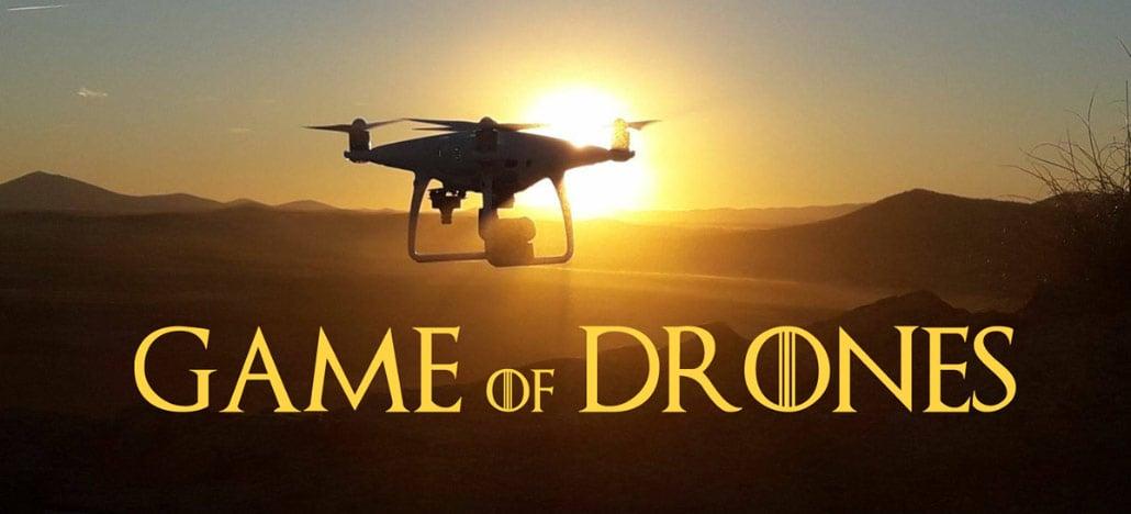 Produção de Game of Thrones usa tecnologia