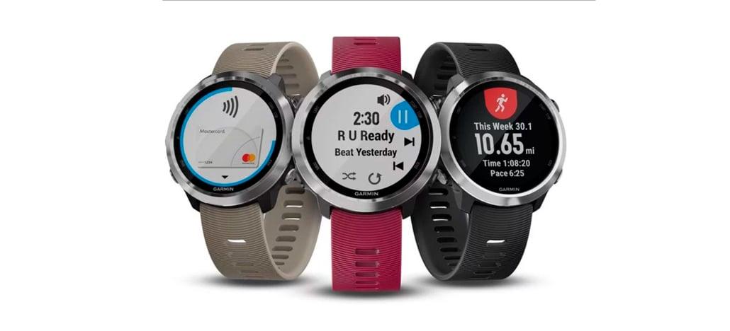 Garmin lança o smartwatch Forerunner 645 Music, que traz armazenamento para música