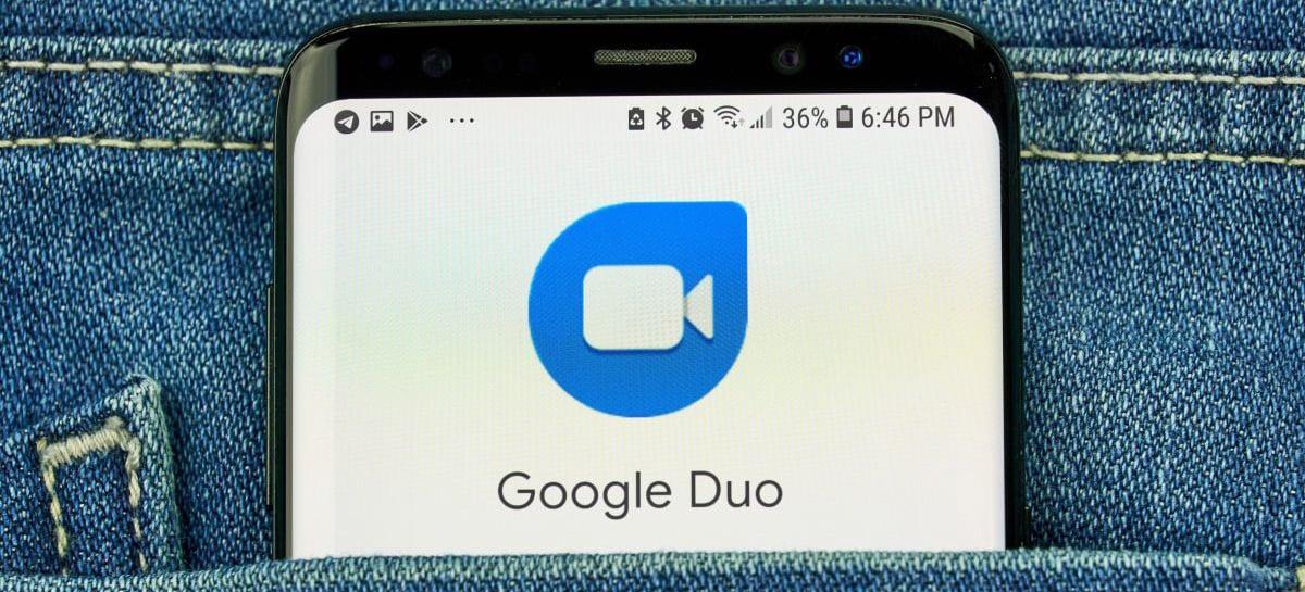 Google Duo suportará chamadas em vídeo com até 32 participantes