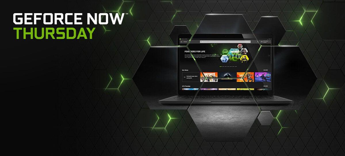GeForce Now ganha overlay no Chrome e suporte para contas da Epic games