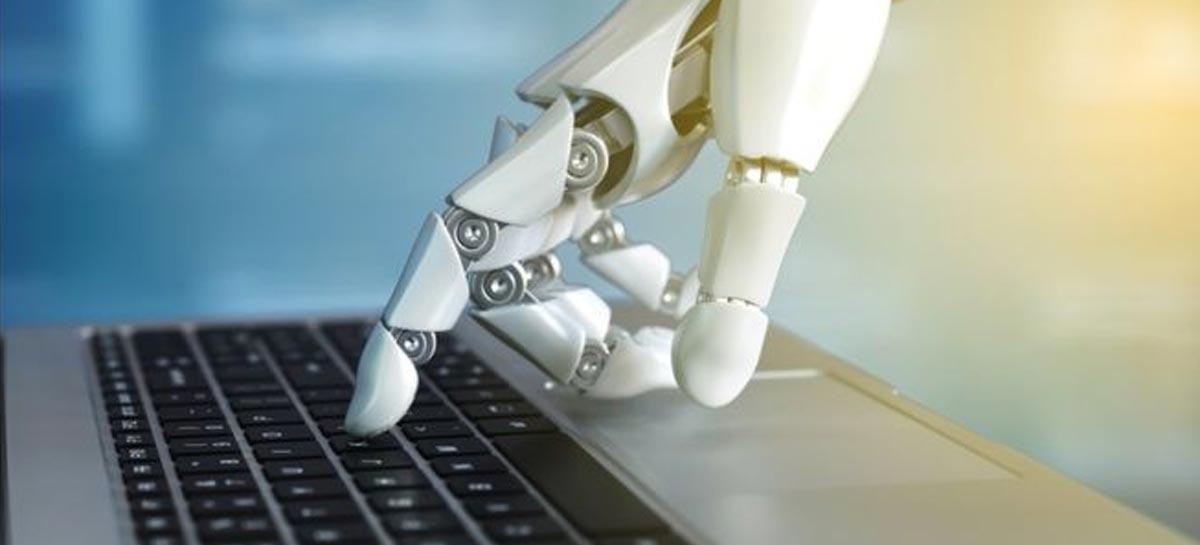 Pandemia de COVID-19 causa aumento na utilização de robôs inteligentes