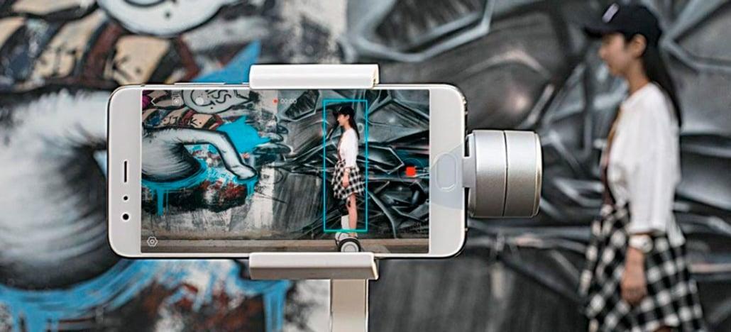 Xiaomi Mijia lança gimbal para smartphones com foco no custo-benefício