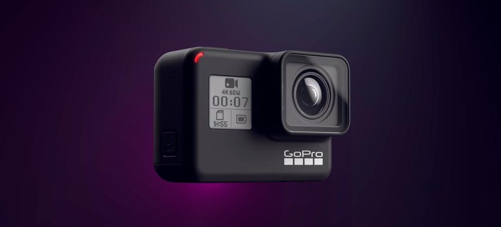 GoPro Hero 7 Black agora permite fazer transmissões ao vivo