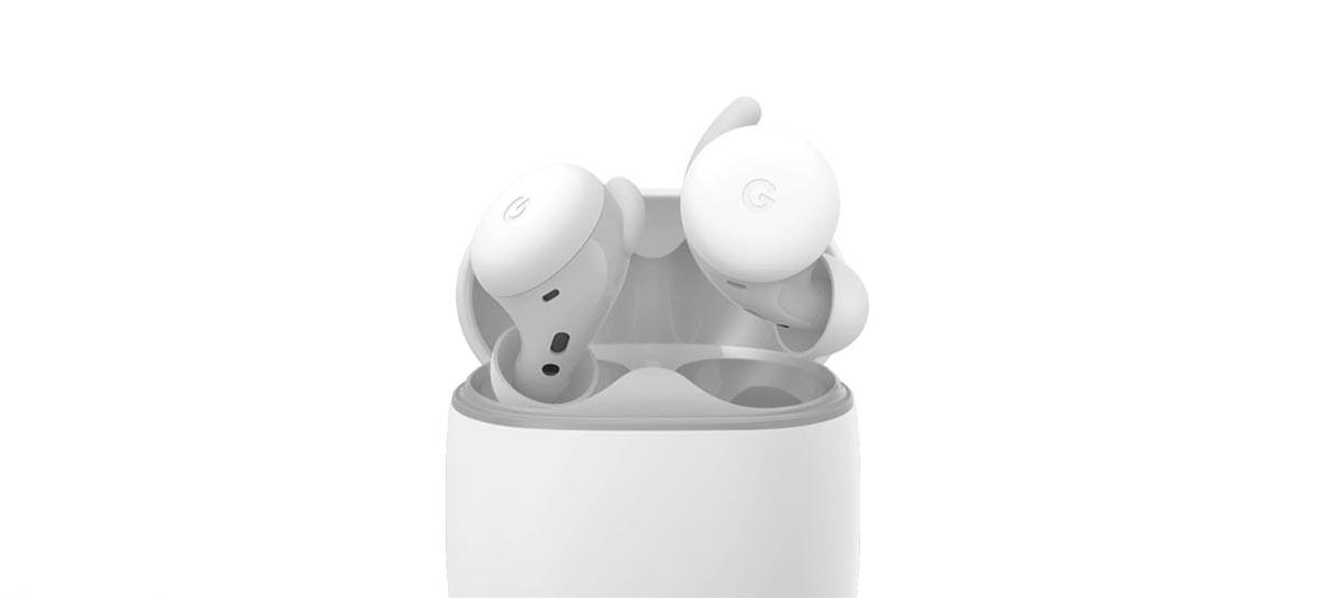 Google anuncia seu novo fone de ouvido wireless Pixel Buds A-Series