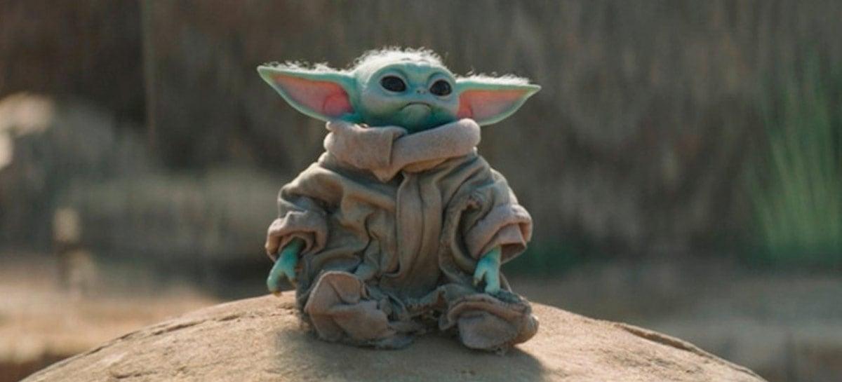 Agora você pode ter o Bebê Yoda em casa usando a pesquisa do Google e RA