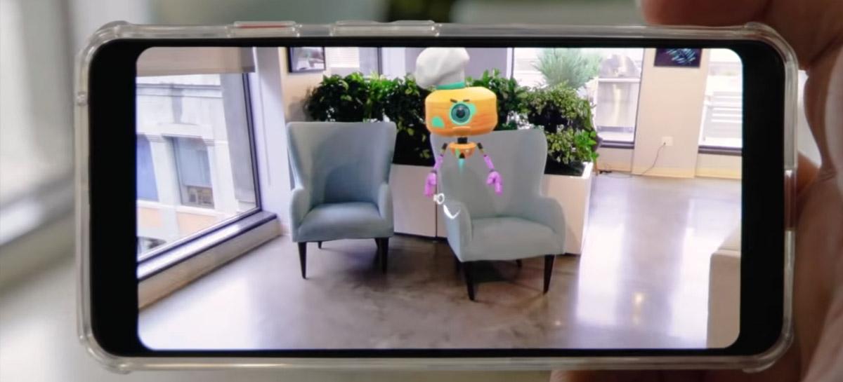 Google ARCore agora tem 28 novos smartphones compatíveis; confira a lista