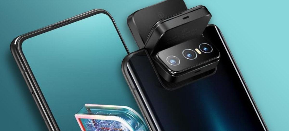 Zenfone 8 Flip e vários outros celulares não anunciados aparecem em lista da Google