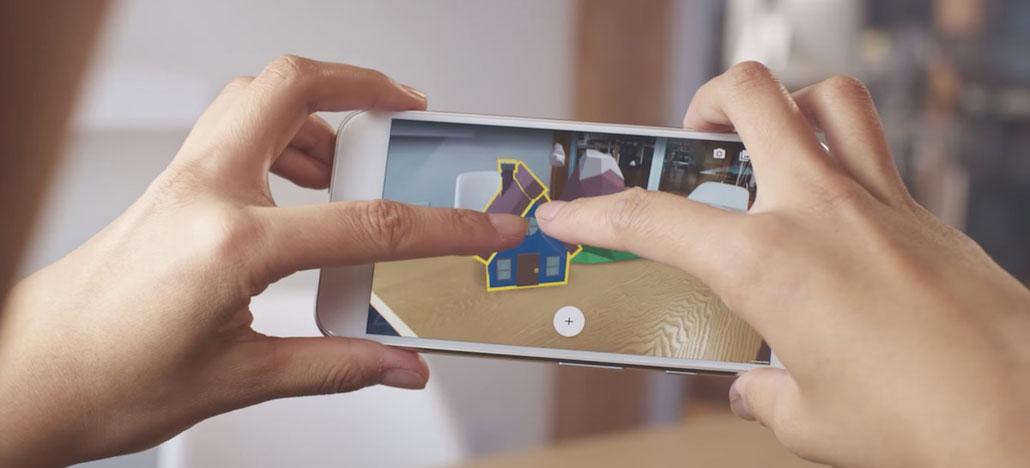 OnePlus 6T, Xiaomi Mi Mix 3 e Samsung Galaxy J7 Pro recebem suporte para o Google ARCore