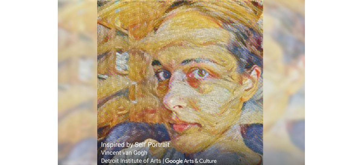 Google usa IA para adicionar efeitos semelhantes a pinturas famosas em fotos