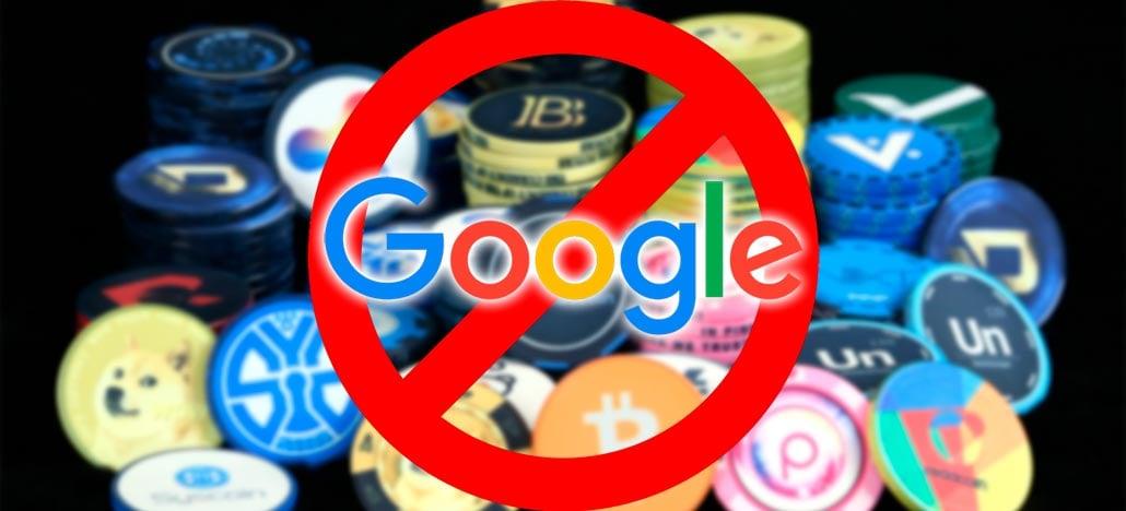 Google vai banir propagandas de criptomoedas em seus sites e sistema de anúncios