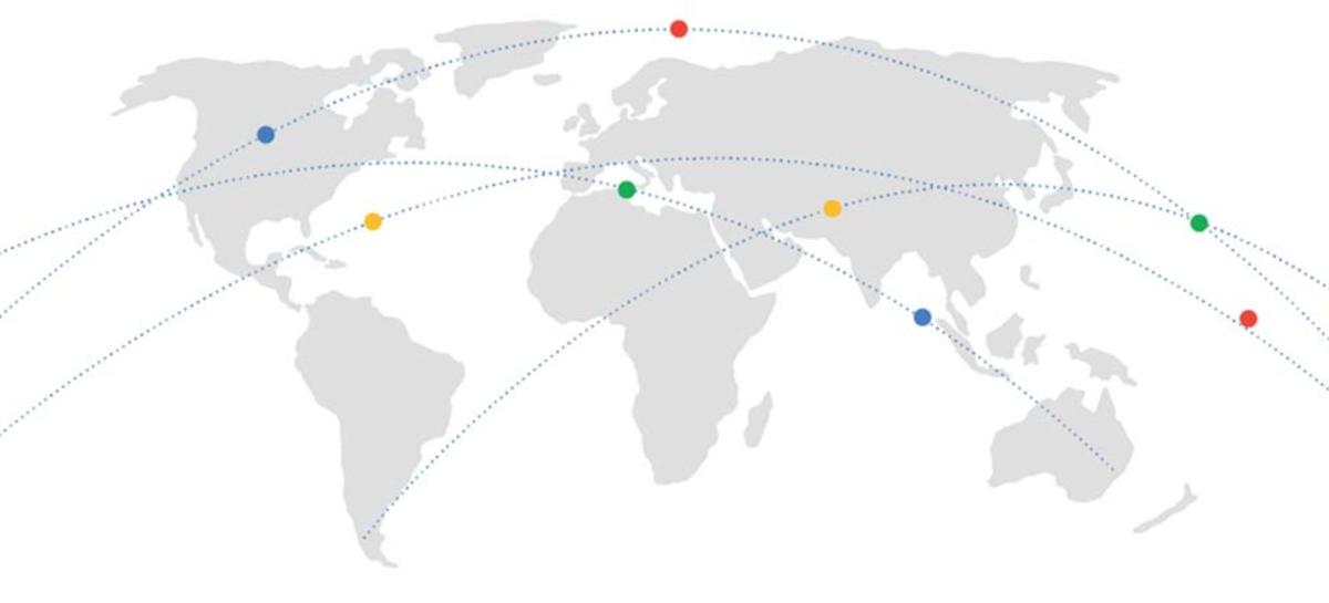 Google anuncia construção de cabo submarino ligando EUA e América do Sul