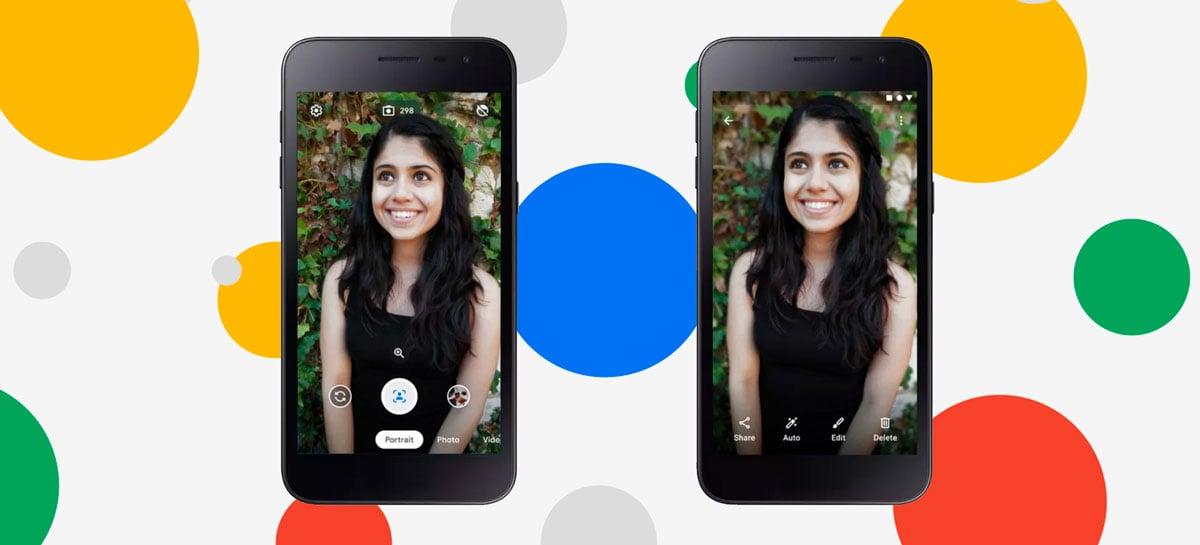 App Google Camera Go promete trazer novos recursos de fotos para celulares de entrada