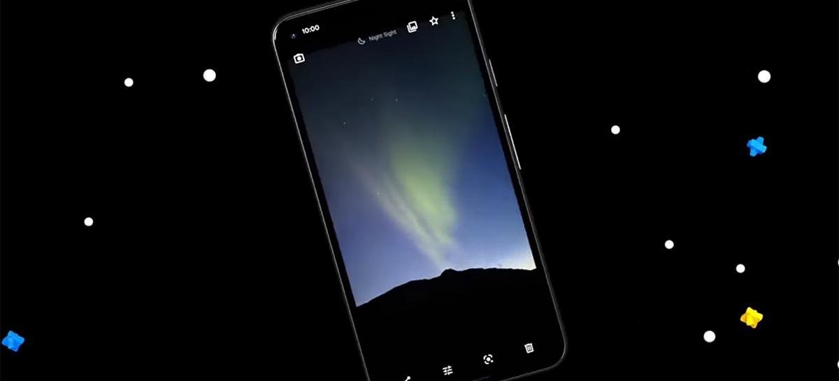 Google Camera é atualizado com suporte a timelapse noturno