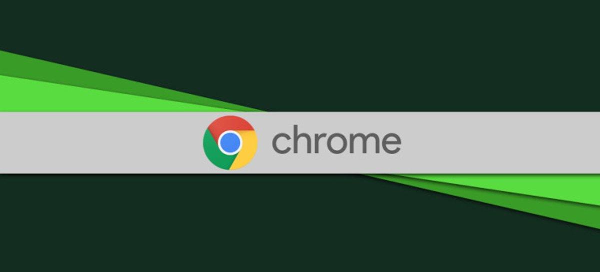 Google Chrome terá abas 10% mais rápidas