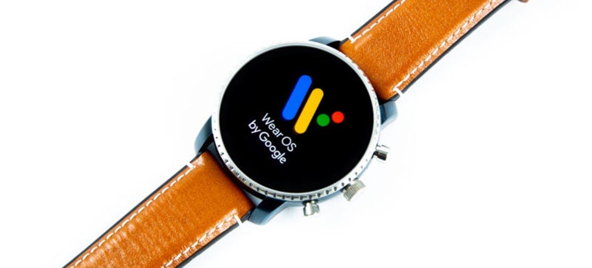 Google confirma Wear OS 3 como o nome do novo sistema para vestíveis