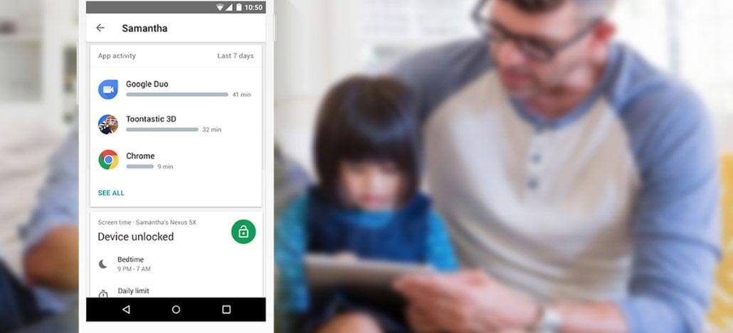 Family Link, app de controle de atividade de crianças em smartphones, chega em mais países