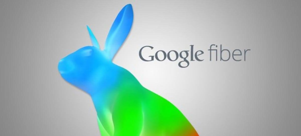 Internet Google Fiber vai alcançar 2 gigabits, sem limite de velocidade, contrato anual ou custo extra, mas nos EUA
