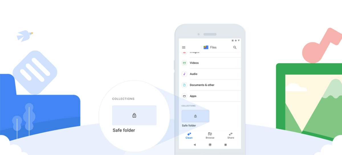 Google introduz recurso de segurança Safe Folder no app Files para Android