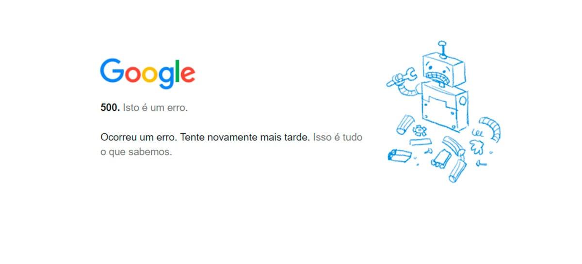Google Meet, YouTube, Gmail não estão funcionando e afetam rotina de brasileiros