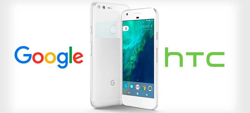 Google finaliza aquisição de parte da HTC por US$ 1,1 bilhão