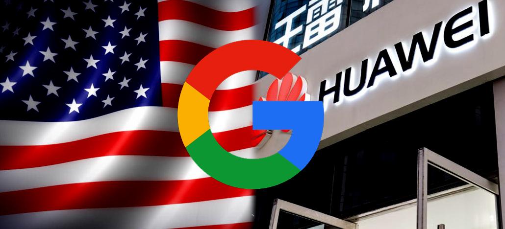 Google acredita que banimento da Huawei pode aumentar riscos de segurança