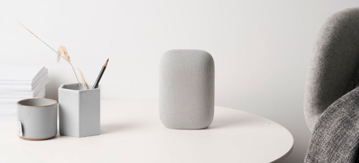 Nest Audio é o novo speaker da Google que custa US$ 100