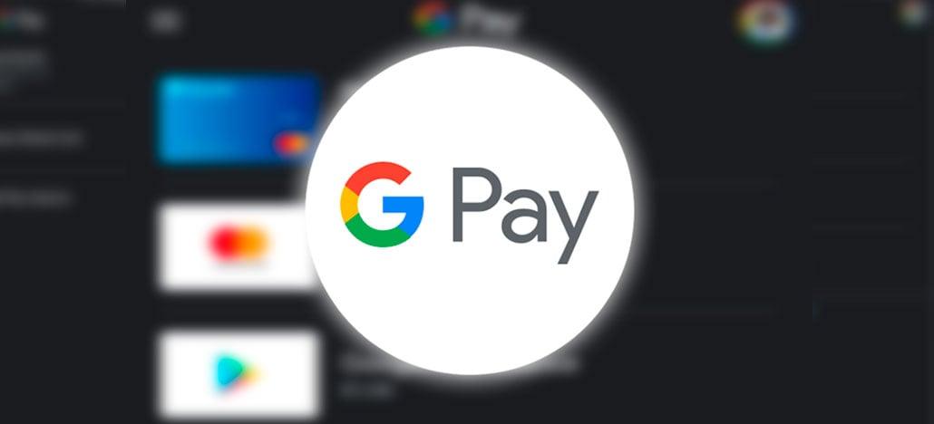 Google Pay se prepara para o Android 10 e ganha modo escuro