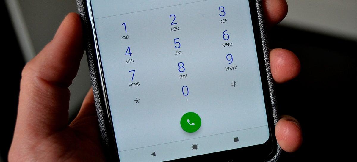 Google planeja permitir gravar chamadas de números estranhos automaticamente