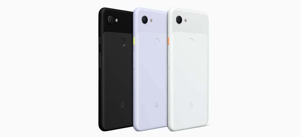 Google Pixel 3a recebe nota 100 no DxOMark e entra no top 20