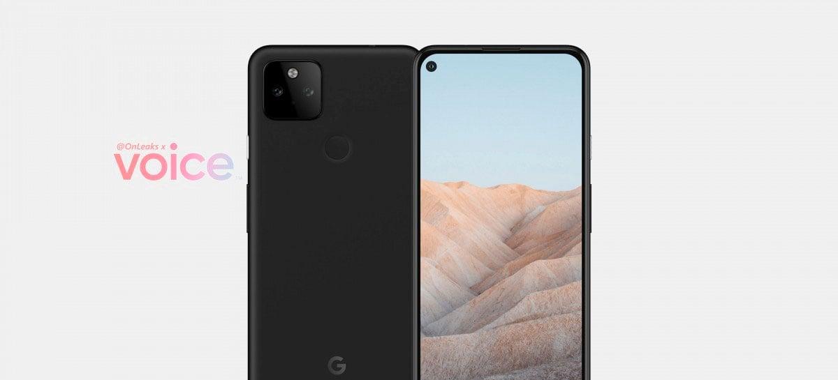 Google Pixel 5a 5G contará com o chip Snapdragon 765G, indica código do Android 12