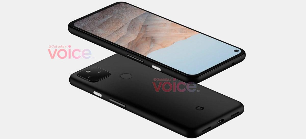 Google Pixel 5a 5G não foi cancelado, mas será lançado só nos EUA e Japão