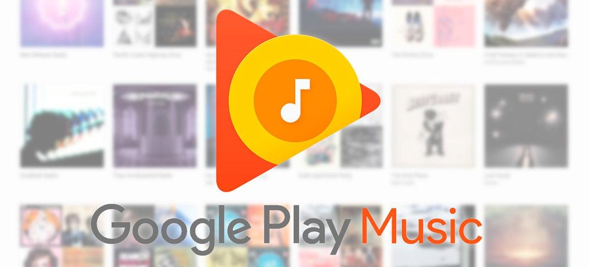 Google Play Music acabou! Google convida usuários a migrarem para o YouTube Music