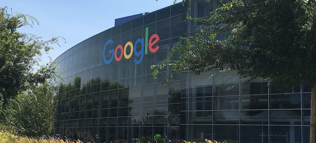Google pede para empregados trabalharem de casa por causa do coronavírus