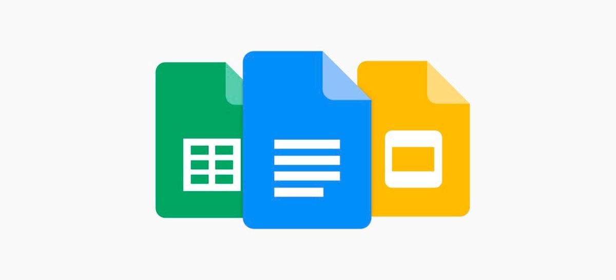 Google Docs, Planilhas e Apresentações ganham novidadades no PC e Android