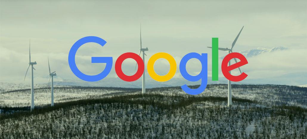 Google funciona com energia 100% renovável pelo segundo ano consecutivo