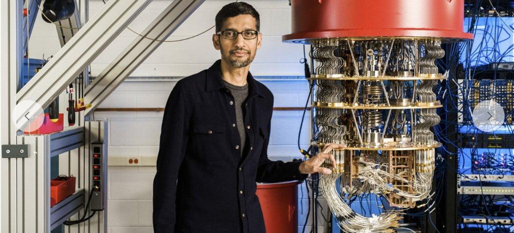 Computador quântico da Google consegue feito incrível, mas não é